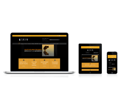 Skin Port Melbourne Responsive Layouts