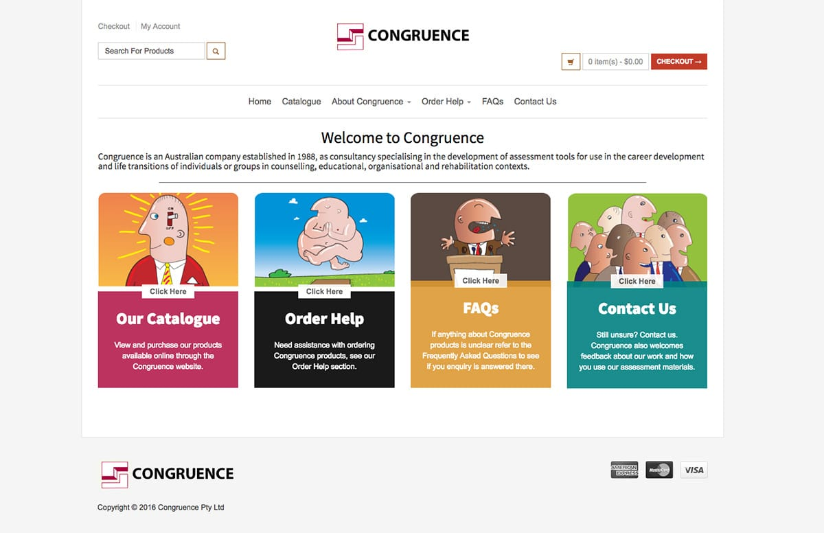 Congruence-WP-Home